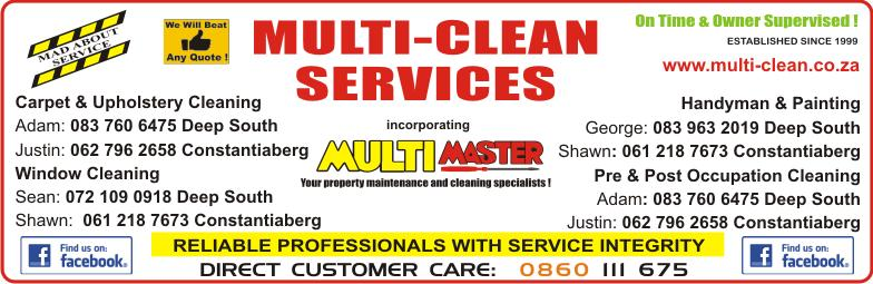 Multi-clean Services