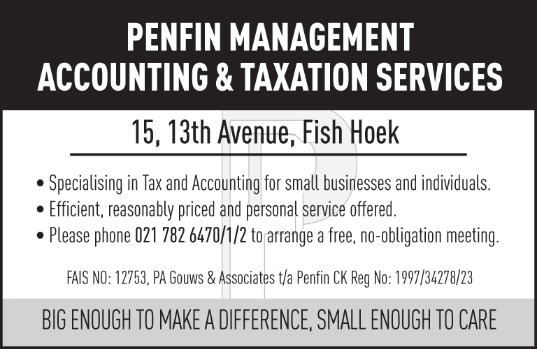 Penfin Management Accounting