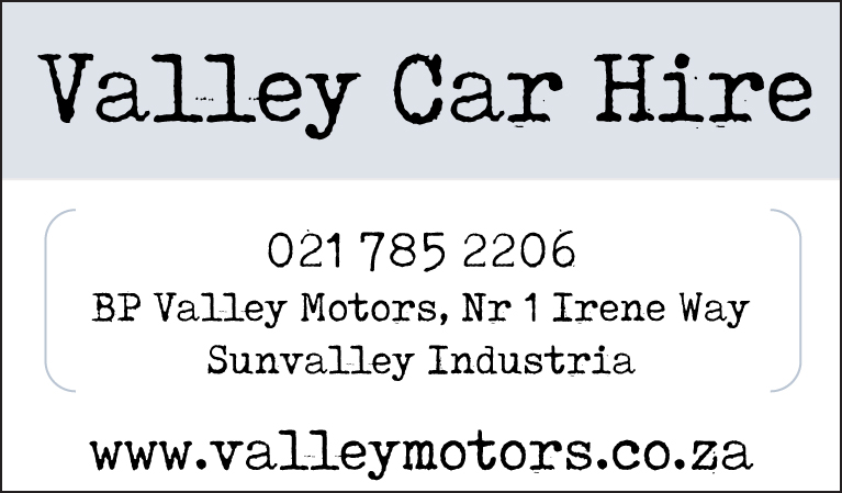 Valley Car Hire