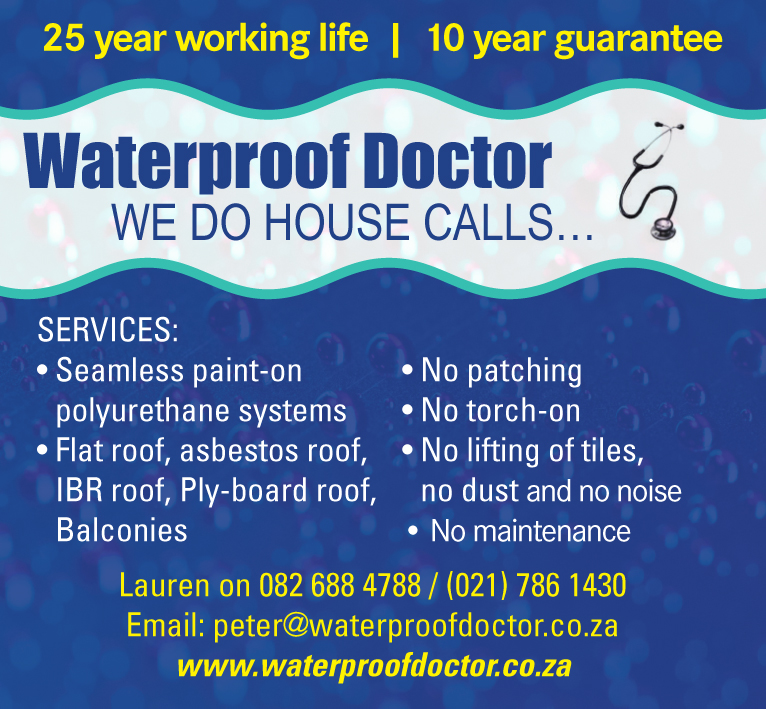 Waterproof Doctor