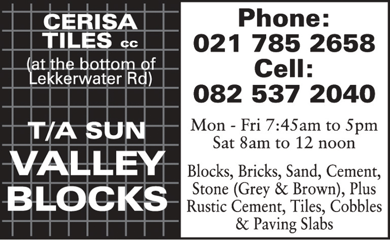 Cerisa Tiles – Sun Valley Blocks