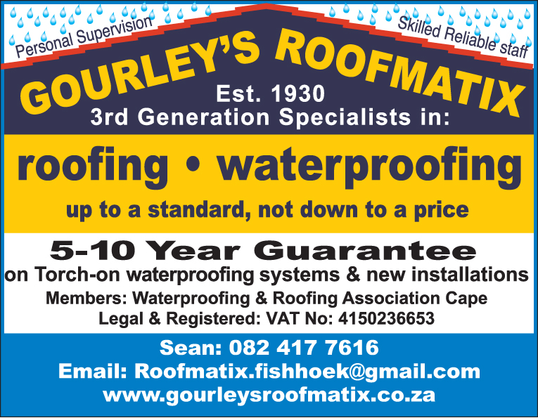 Gourley's Roofmatix