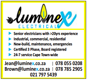 Luminex Electrical