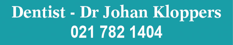 Dr Johan Kloppers