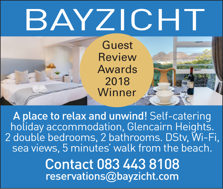 Bayzicht Holiday Accommodation