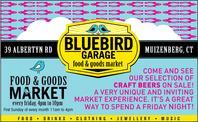Bluebird Garage Market