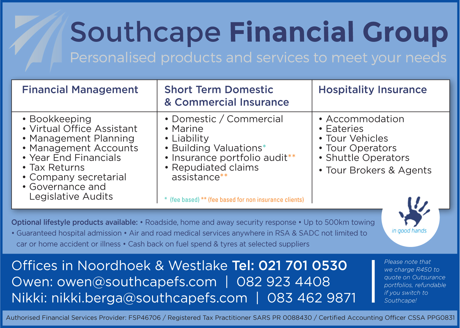 Southcape Financial Group