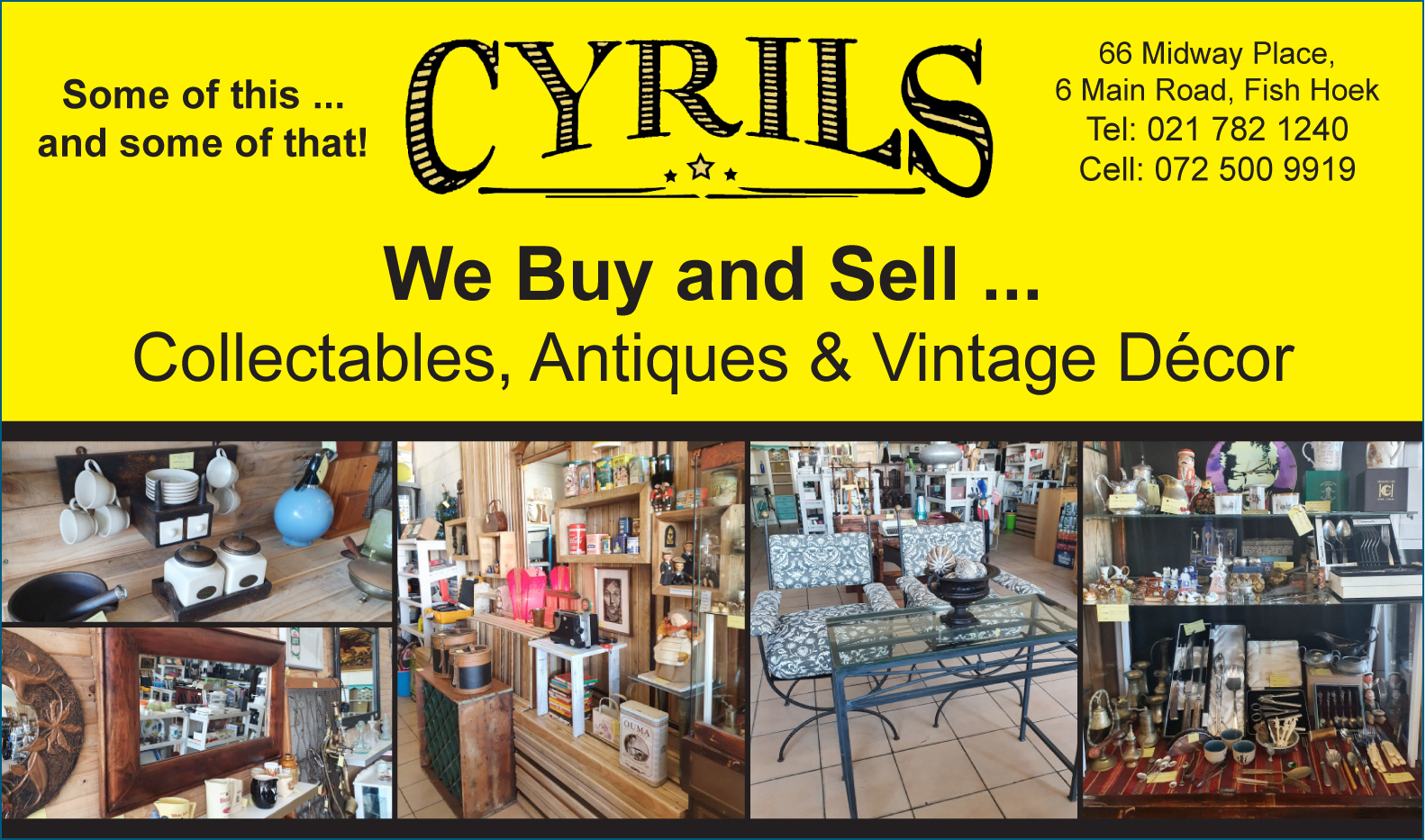 Cyril's Fish Hoek