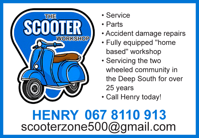 The Scooter Workshop