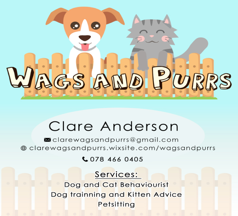Wags and Purrs
