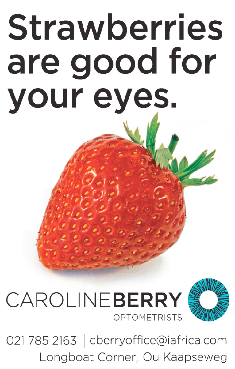 Caroline Berry Optometrists