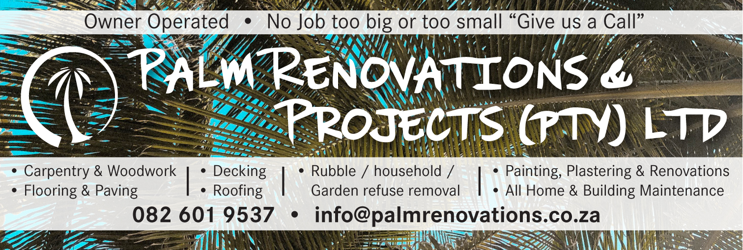 Palm Renovations & Projects