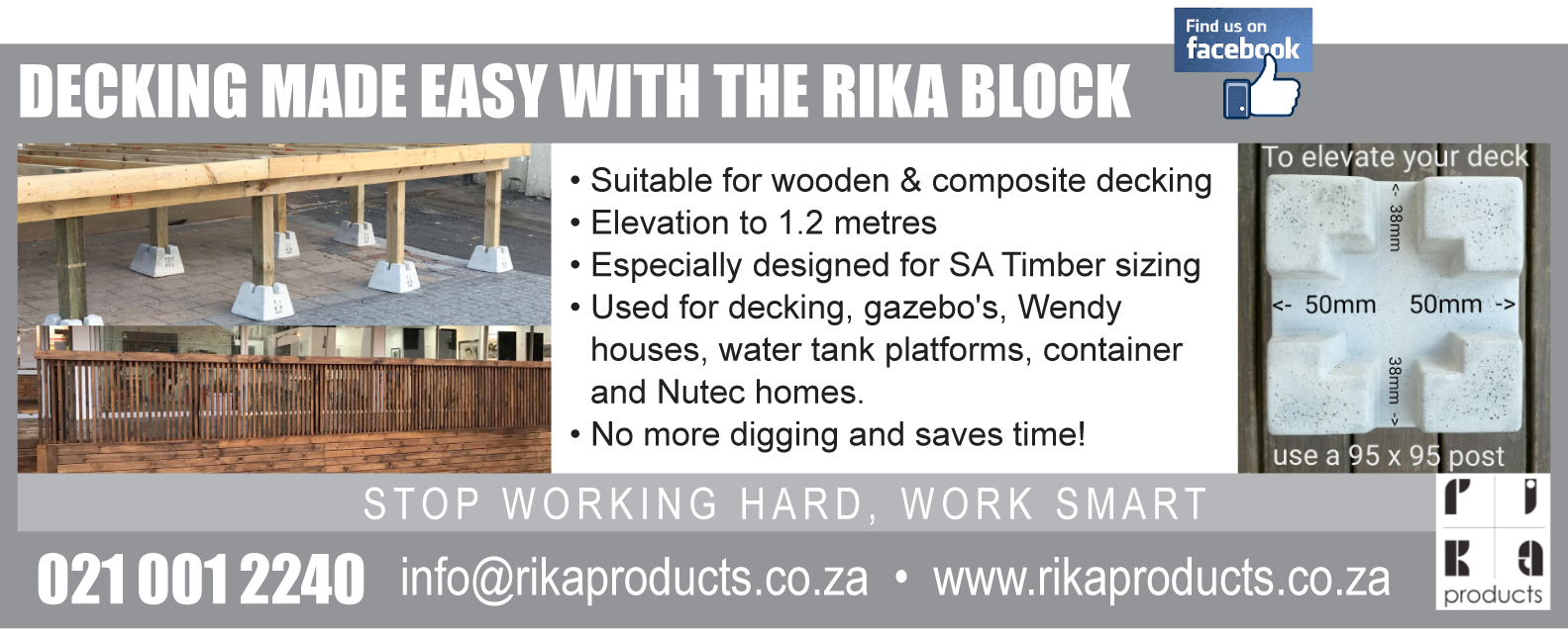 Rika Products (PTY) Ltd