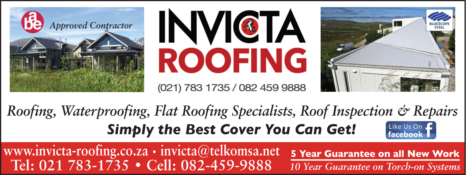 Invicta Roofing