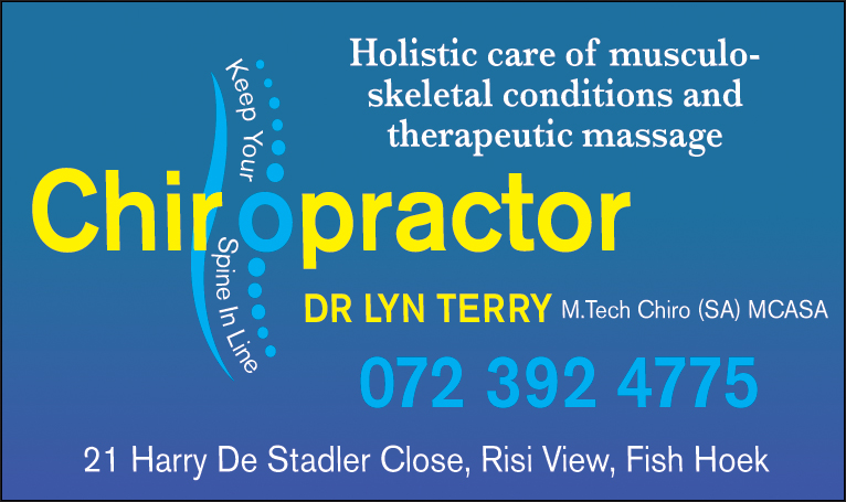 Dr Lyn Terry – Chiropractor